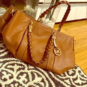 Michael Kors Bags - Michael Kors tan handbag